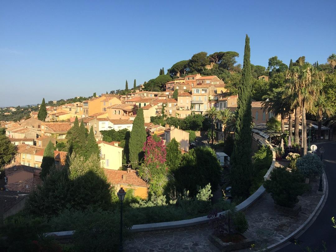 Village de Bormes-les-Mimosas