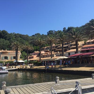 Village de Port-Cros